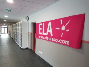 236 € pour soutenir l'association ELA