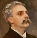 Avancement du chef d'oeuvre sur Gabriel Fauré